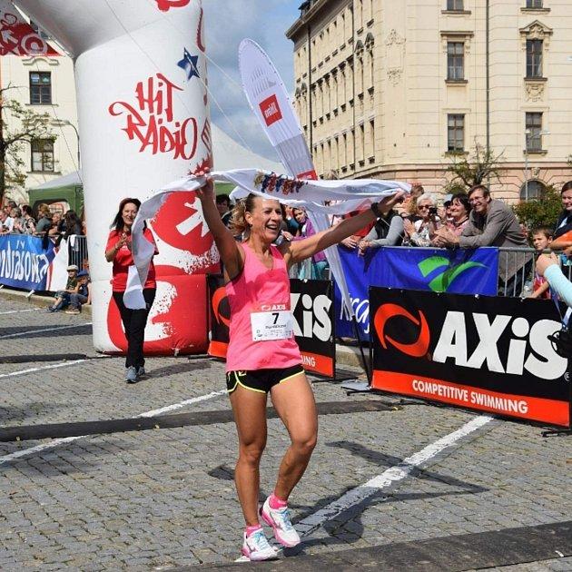 Jihlavský půlmaraton je moje srdeční záležitost. Byl to můj vůbec první běžecký závod. Vroce 2015jsme běželi společně skamarádem štafetu a od té doby běhám tento závod již pravidelně.