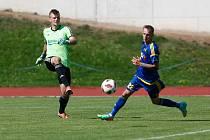 Jihlavští fotbalisté v MSFL dál strádají. V pátém kole podlehli Vyškovu.