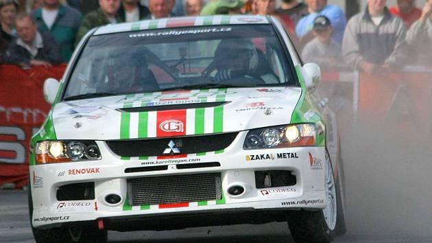 Rallye.