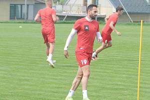 Lukáš Zoubele sice zahájil s Jihlavou přípravu na novou sezonu, po pár dnech se ale přesunul do svého nového působiště v Praze.