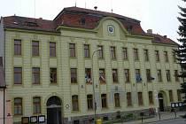Radnice v Třešťi