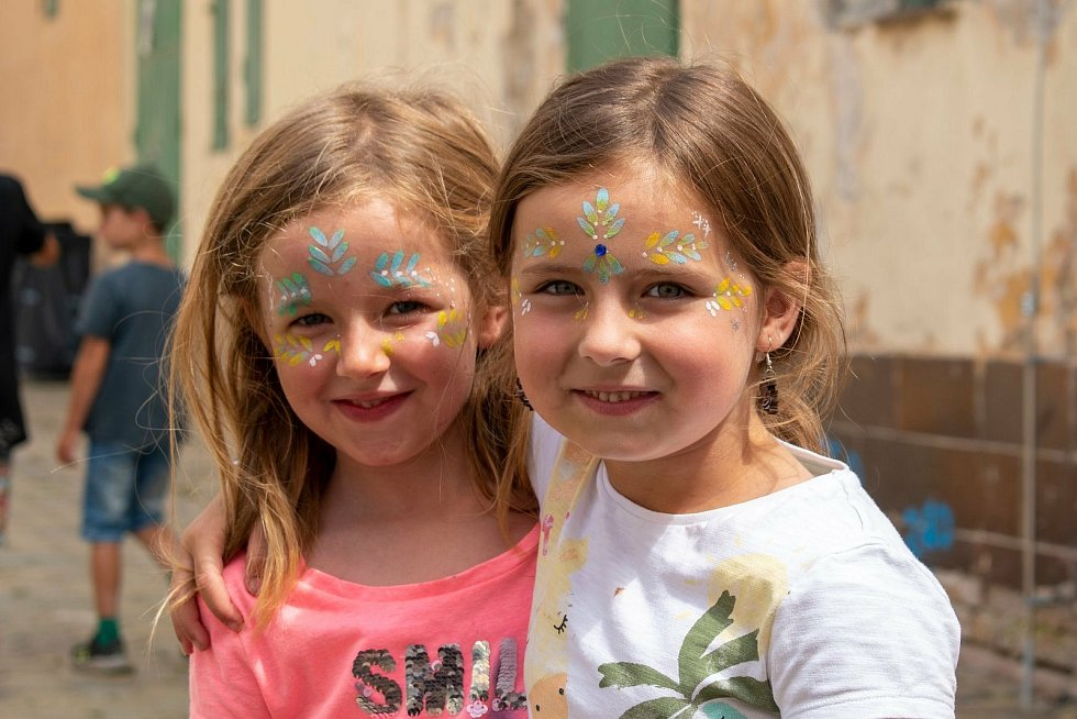Nadcházející sobotu 7. srpna zažijí food festival v Lukách nad Jihlavou