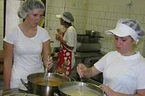 Například havlíčkobrodský úřad práce nabízí volná místa v oboru kuchař. Ilustrační foto.