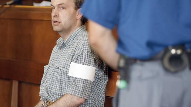 Petr Zelenka z Jihlavy, odsouzený na doživotí za vraždy heparinem. Ilustrační foto.