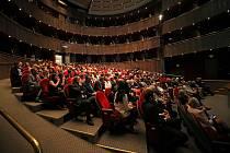 Slavnostní večer v Horáckém divadle.