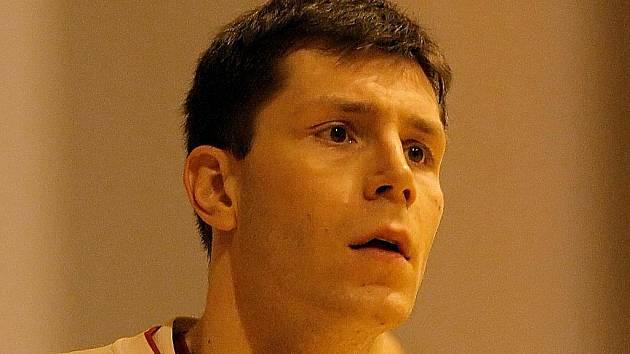 Opora. Petr Benda patří mezi nejlepší české hráče.