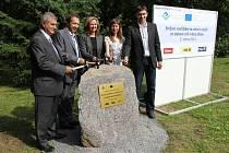 V Jihlavě firmy během osmnácti měsíců nově vybudují celkem 4,1 kilometru kanalizačních stok. vznikne také dešťová zdrž, čerpací stanice a vírový separátor.