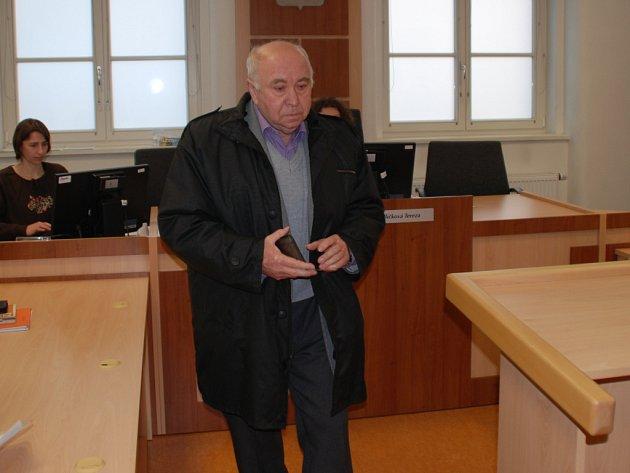 Soud v Jihlavě začal projednávat nešťastný případ z firmy M-Kovo z Rantířova na Jihlavsku.