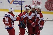 Hokejisté Havlíčkova Brodu sice strávili na ledě jen pár dnů, i přesto si troufají na prvoligového soka. Dnes od 17.30 se pokusí překvapit Třebíč.