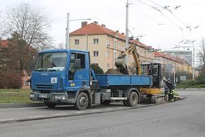 Při rekonstrukci nakonec přijde ke slovu protihlukový asfalt, ačkoliv ho radnice původně vylučovala.