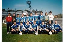 Fotbal začal hrát Patrik Trombelli od šesti let. Přivedl ho k němu v Lukách nad Jihlavou dědeček.