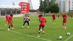 První trénink FC Vysočina na sezonu 2021/2022