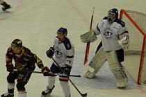 Jihlavští hokejisté našli recept na brankáře Berana, který nahradil zraněnou litoměřickou jedničku Krále více než dobře, pouze jednou. A to na druhou výhru v sérii nestačilo.