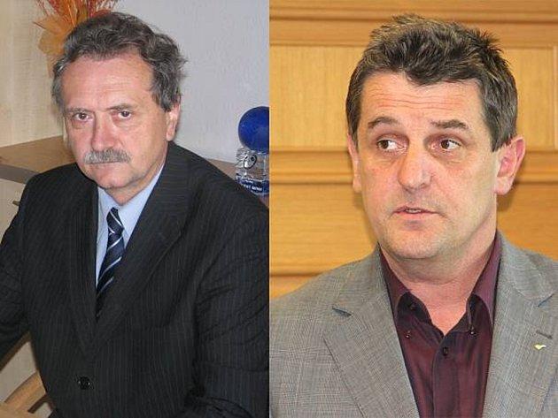 Soudce zastavil trestní stíhání obžalovaných Libora Joukla a Jana Míky (na snímku vlevo) 4. března. Důvod rozhodnutí dosud není znám.