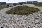 Rozestavěné dopravní hřiště v Jihlavě.