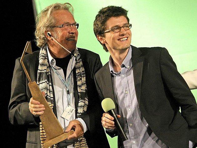 Festival dokumentů na začátku rozdal první ceny