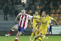 Autorem druhého gólu FC Vysočina do sítě Čáslavi byl v pátek kapitán Stanislav Velický.