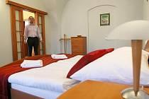 Jihlavský hotel Gustav Mahler, který se nachází v blízkosti centra města, hostil i prezidenta republiky Václava Klause s manželkou Livií.