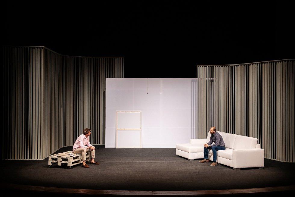 Komedie Obraz bude první premiérou osmdesáté sezony Horáckého divadla Jihalva.