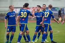 Příliš radosti si ve druhém kole MSFL fotbalisté jihlavské juniorky neužili. Blansku totiž na domácí půdě podlehli 1:2.
