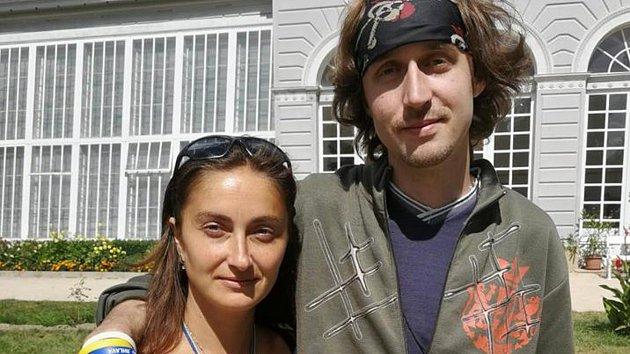 Karolina Kociánová a Pavel Dorotka.