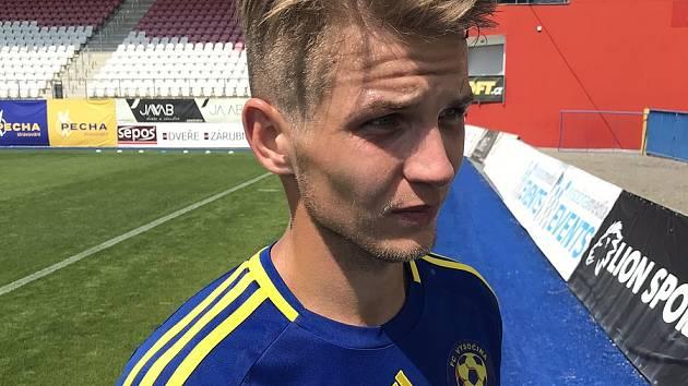 Miroslav Tureček, FC Vysočina Jihlava.