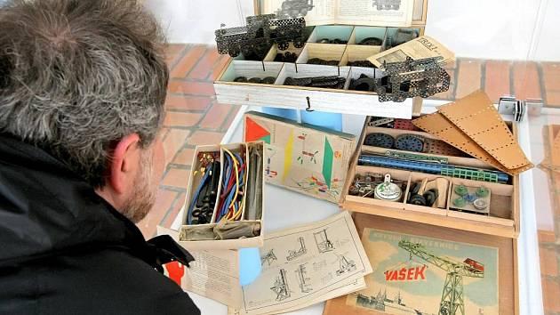 V rámci pohádkového dne se lidé mohou podívat i na výstavu v zámecké galerii.