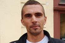 Martin Hornych přijel do Jihlavy na akci Světlo pro AIDS.