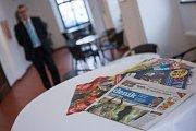 Deník s vámi - Setkání s hejtmanem