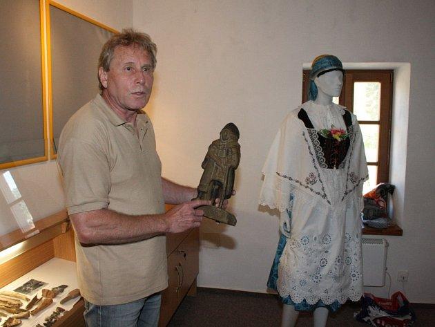 V Dolní Cerekvi vzniká nové muzeum.