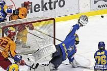 Jihlavští hokejisté v Ústí nad Labem překvapili a favorita zaskočili.
