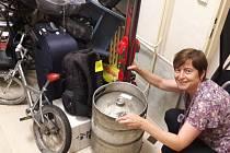 Zapomenuté. Mezi nálezy na jihlavském magistrátě jsou i lyže, kolo, batoh anebo sud od piva.