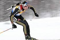 Michela Rösch. To byla jedna z hvězd loňského ročníku IBU Cupu v Novém Městě na Moravě. Podle zpráv pořadatelů by se měl německý biatlonista na Vysočině objevit i letos.