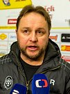 Jihlava - Kladno 1:0, sedmý zápas play off. Pavel Patera hodnotí zápas