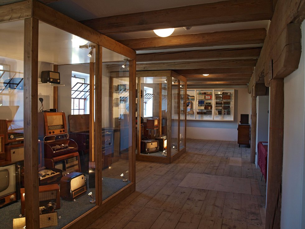 Muzeum Tesla v Třešti.