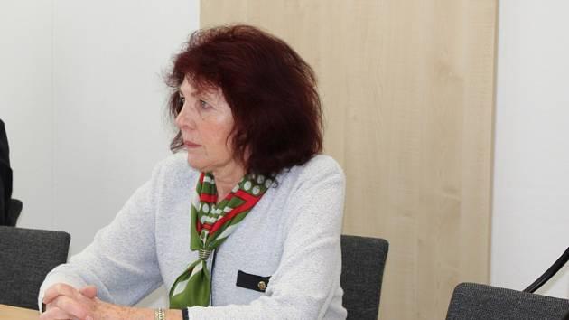 Marie Leopoldová.