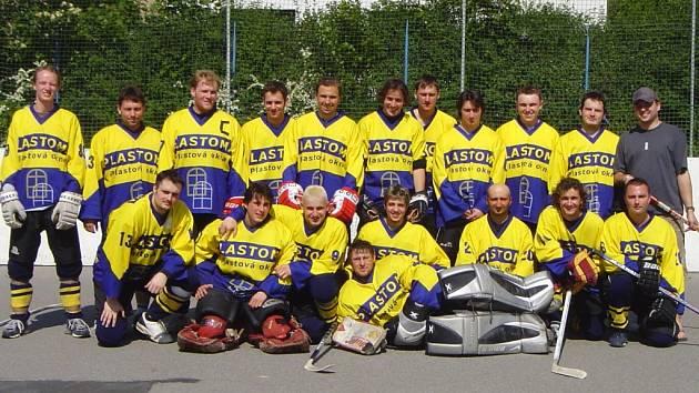 Hokejbalisté HbC Plastoma Jihlava