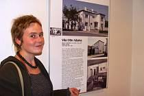 Jaká tajemství skrývají vily v Jihlavě? Na tuto otázku hledala odpověď studentka Jana Laubová.