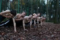 Podle členů Better way není důležité mít jen svaly a balit holky, ale především se cítit fit.