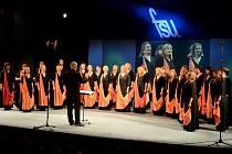 Na zahajovacím koncertu festivalu vystoupí vokálně-instrumentální Foerstrovo komorní pěvecké sdružení Praha (na snímku) a Filharmonie Gustava Mahlera Jihlava.