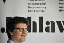 Ředitel Mezinárodního festivalu dokumentárních filmů Ji.hlava Marek Hovorka.