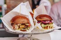 Burger festival.