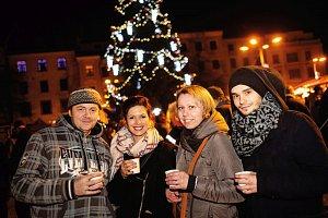 Vánoční a charitativní akce firmy Bosch přilákala osm tisíc návštěvníků