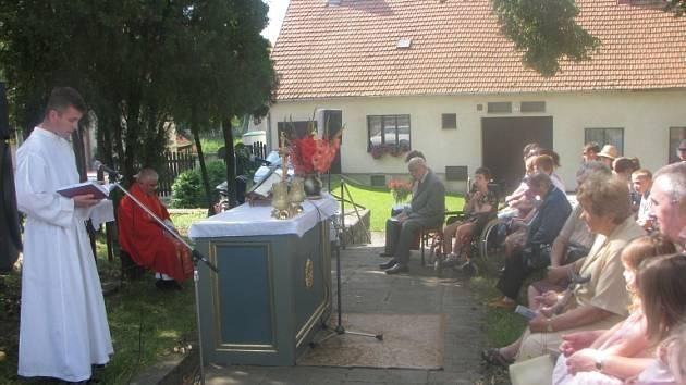 Kamenice slavila 650 let od první zmínky o obci.