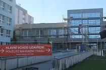 Rekonstrukce probíhala za plného provozu, na  konci května bude vše hotovo.