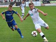 Vysočina odehrála nejlepší zápas sezony a byla blízko senzaci. Po brance v nastaveném čase však všechny tři body za výhru 2:1 putovaly do Plzně.
