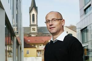 Tomáš Kadeřábek, ředitel Asociace developerů.