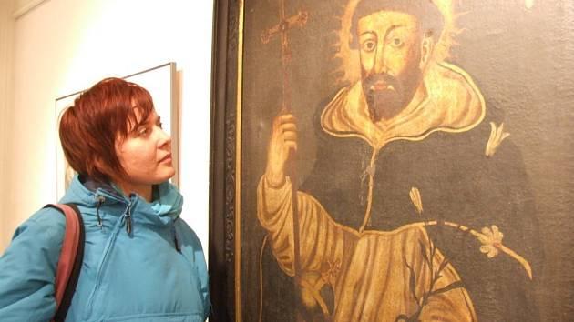 Svatí, tak se jmenuje nová výstava, kterou zahájilo Muzeum Vysočiny v Jihlavě.