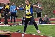 Jihlavský atlet Pavel Tůma