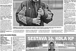Bilance posledního kola a rozhovor s předsedou bystřického klubu Josefem Soukopem.